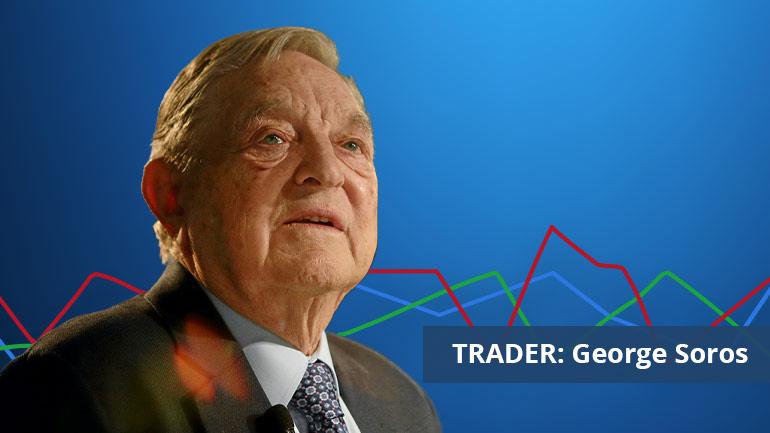 trader george soros