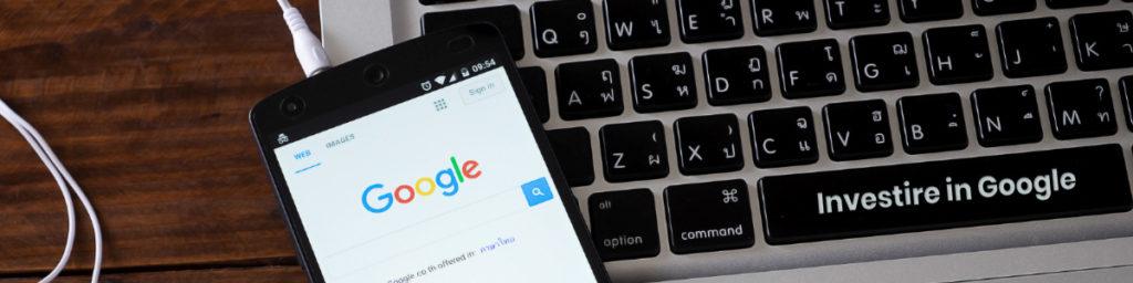 investire google alphabet
