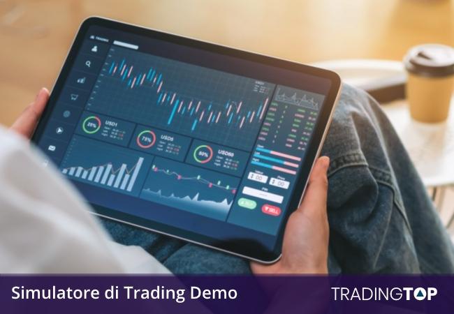 simulatore trading demo