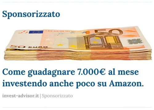 trading amazon truffa