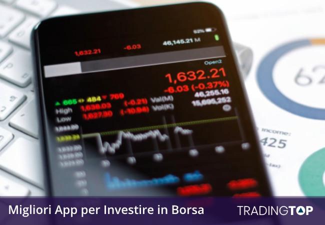 app per investire in borsa