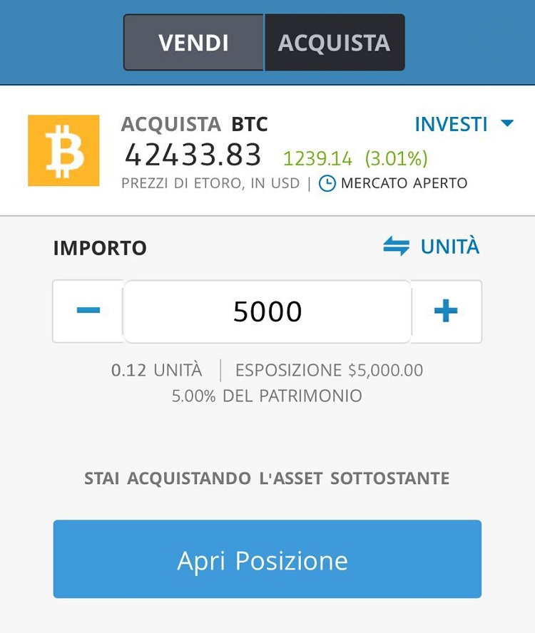 Come comprare criptovalute con il miglior exchange etoro bitcoin